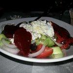 Takis style Greek Salad