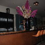 Recepção e Bar