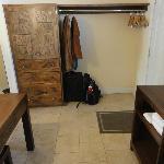 Cliffside room