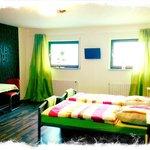 Room Apple, 2-4 Bett-Zimmer