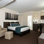 Ipod Docking Stations plus much more in the new Motel Rooms