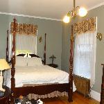 Our room -  Jackson room