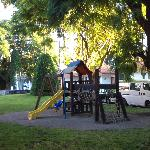 Area de juegos infantiles