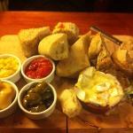 The Camembert Starter! YUM