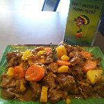 Curry Goat - Available on Thursdays