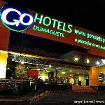 Go Hotel Dumaguete facade