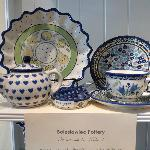 Boleslawiec Pottery:  Handmade in Poland.