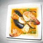 seafood entre