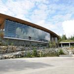 The Thunderbird Cafe, located in the beautiful Squamish Lil'wat Cultural Centre, Whistler, BC.
