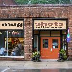 Mug Shots Facade