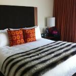 comfy bed :)
