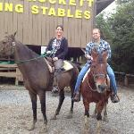 After the ride Oct 2012