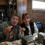 Teo's Hotdogs Restaurant Foto