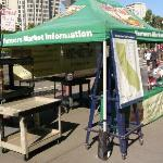 Farmer's Market - Information Stand
