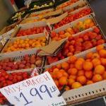 Farmer's Market - Nice fruit and vegetables