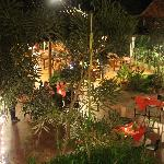 Kafe Lantera at night 2