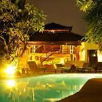 3 bedrooms villa balinese style