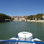 Saone from the boat