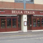 Bella Italia, 4-6 London Rd, Southend-on-Sea.
