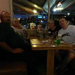 Catching up with family - FANTASTIC!