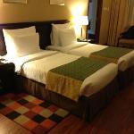 bedroom spacious, superior double