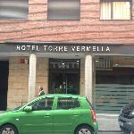 Foto de Hotel Torre Vermella