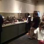 the waffle maker line
