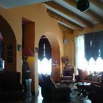 une partie du magnifique salon