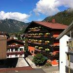 Hotel Tiroler Adler Foto
