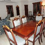 Dining room Viceroy Suite