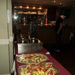 Special buffet service for large parties on request!