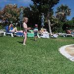 Jardins da Piscina Infantil