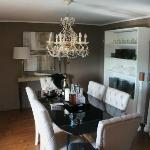 Dining room in our Luxury Apt.