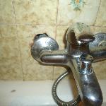 grifo del baño