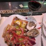 amazing seafood