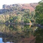View across Derwentwater