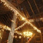 Reception in the Barn!