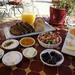 Breakfast Cornucopia