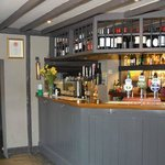 The Chequers - bar