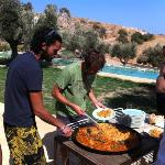 the best paella...