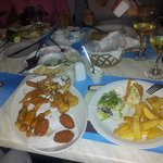 Photo de Dionyssos Fish Tavern