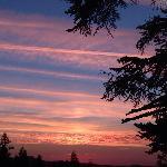 Amazing sunset every night!
