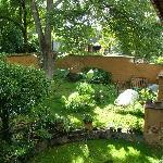 Jardin arrière