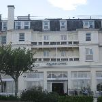 Front of the Grand Hotel, Torquay