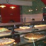 Pizza e cecina ottima!!!