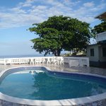 pool @ southseaview guest house