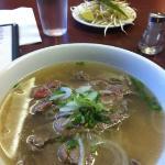 soupe bœuf saignant
