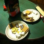 Our S'mores!
