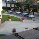Restaurant Mosaik Foto