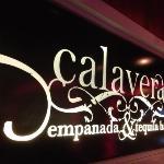 Calavera Sign